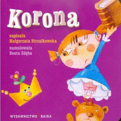 Książki dla dzieci, Korona Bajeczki dla maluszka 2 . (opr. kartonowa)