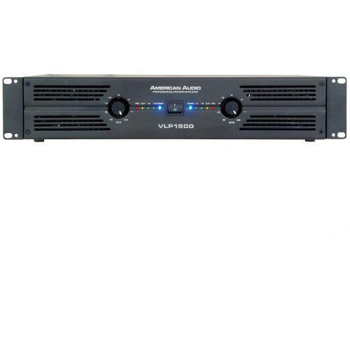 Wzmacniacze studyjne, American Audio VLP 1500 wzmacniacz mocy 2x675W/4 Płacąc przelewem przesyłka gratis!