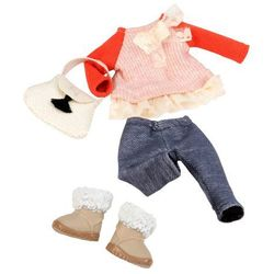 Ubranko dla lalki Lori - Lovely Lace LO30002Z
