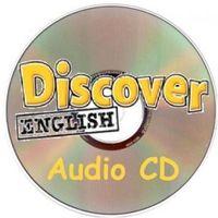 Książki do nauki języka, Discover English 2. CD do Podręcznika (Również do Wersji Wieloletniej)