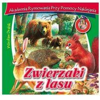 Książki dla dzieci, Zwierzaki z lasu (opr. miękka)