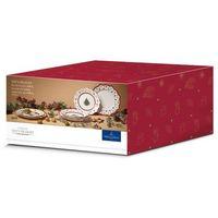 Ozdoby świąteczne, Villeroy & Boch - Toy's Delight Zestaw talerzy dla 4 osób