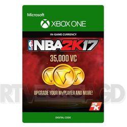 NBA 2K17 - 35000 VC [kod aktywacyjny]