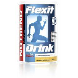 Nutrend Flexit drink 400g Pomarańcz