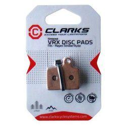 Okładziny hamulcowe CLARK'S VRX843 PRO Metaliczne Hayes Stroker Ryde