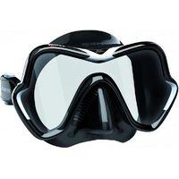 Maski, płetwy i fajki, Maska do nurkowania MARES One Vision Czarno-biały + DARMOWY TRANSPORT!