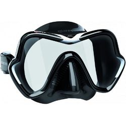 Maska do nurkowania MARES One Vision Czarno-biały