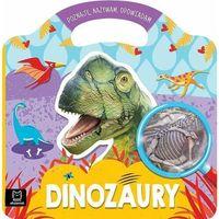 Książki dla dzieci, Dinozaury Poznaję, nazywam, opowiadam (opr. twarda)