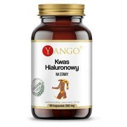 Kwas Hialuronowy na stawy - 90 kapsułek - YANGO
