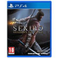 Gry na PlayStation 4, Sekiro Shadows Die Twice (PS4)