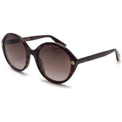 Okulary przeciwsłoneczne Gucci GG0023S 002