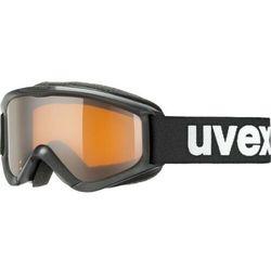 Uvex SPEEDY PRO Gogle narciarskie black
