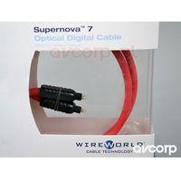 Kable audio, Wireworld Supernova 7 Glass Toslink Optical (STO) - toslink