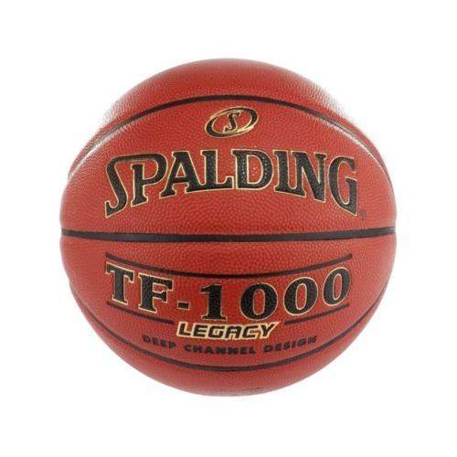 Koszykówka, Piłka koszykowa SPALDING TF 1000 Legacy (rozmiar 7) DARMOWY TRANSPORT