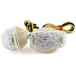 Kierunkowskazy PUIG LED do owiewek motocykli Suzuki
