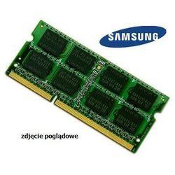 Pamięć RAM 2GB DDR3 1333MHz do laptopa Samsung N Series Netbook N145 (DDR3) 2GB_DDR3_SODIMM_1333_109PLN (-0%)