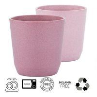 Kubeczki dla dzieci, Kubek dla dzieci eco BPA PVC free 200ml 2szt REER