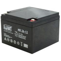 Akumulator AGM Magabat MB 26-12 (12V 26Ah)