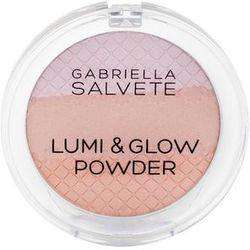 Gabriella Salvete Lumi & Glow bronzer 9 g dla kobiet 02