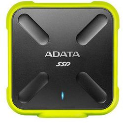 Dysk zewnętrzny ADATA 256GB USB 3.0 (ASD700-256GU3-CYL) Darmowy odbiór w 20 miastach!