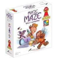 Gry dla dzieci, Magic Maze Weź i czmychaj