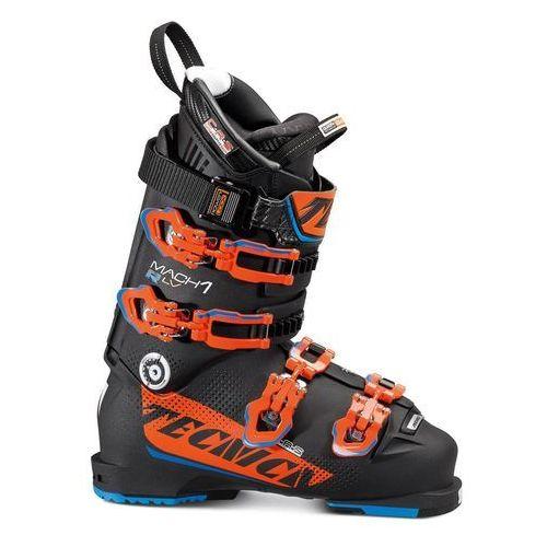 Buty narciarskie, Tecnica Mach1 R 130 LV Czarny 28 Pomarańczowa 2016-2017