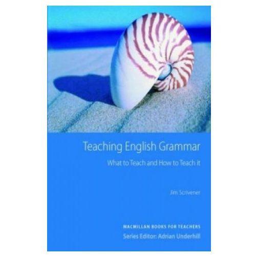 Książki do nauki języka, Teaching English Grammar (opr. miękka)