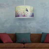 Lampy sufitowe, Lampa wisząca E27 ptaszek