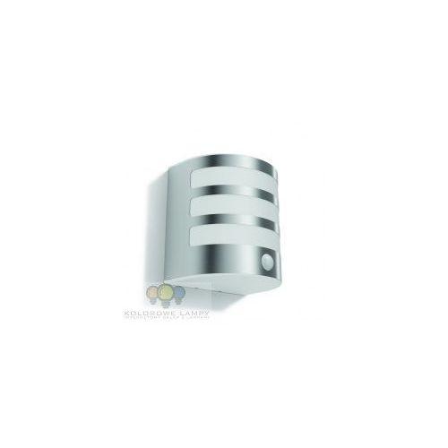 Lampy ścienne, Philips 17315/47/16 - LED Kinkiet zewnętrzny z czujnikiem ruchu CALGARY 1xLED/3W/230V
