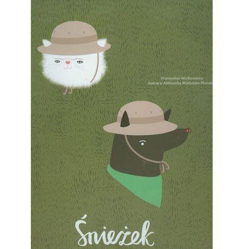Literatura młodzieżowa, Śnieżek i węgielek Podróż do Amazonii (opr. kartonowa)