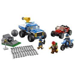 60172 POŚCIG GÓRSKĄ DROGĄ (Dirt Road Pursuit) KLOCKI LEGO CITY wyprzedaż