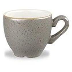 Filiżanka porcelanowa do espresso Peppercorn Grey