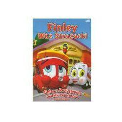 Finley wóz strażacki Finley i Przyjaciele Pędzik zwycięzca