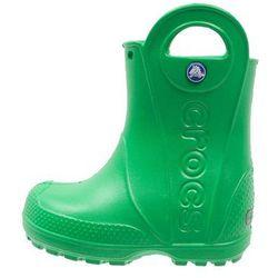 Crocs HANDLE IT RAIN BOOT KIDS Kalosze grass green