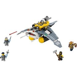 70609 BOMBOWIEC MANTA RAY (Manta Ray Bomber) KLOCKI LEGO NINJAGO