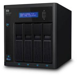 Serwer plików NAS WD My Cloud PR4100 24 TB ( WDBNFA0240KBK )