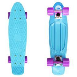 Deskorolka Fishskateboards Summer Blue / White Purple / Summer Purple