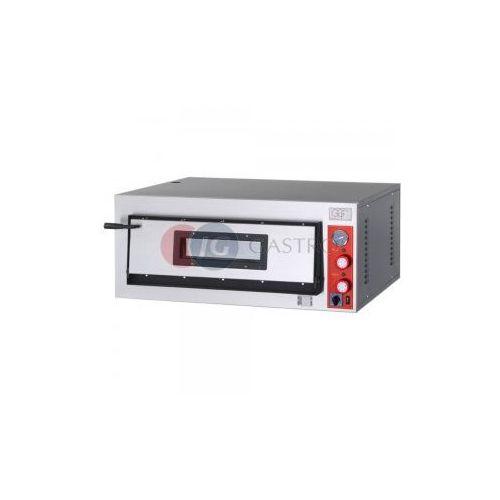 Piece i płyty grzejne gastronomiczne, Piec do pizzy 1-komorowy 4x36cm F-line GGF 781601