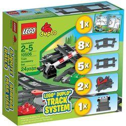 LEGO Duplo Tory kolejowe
