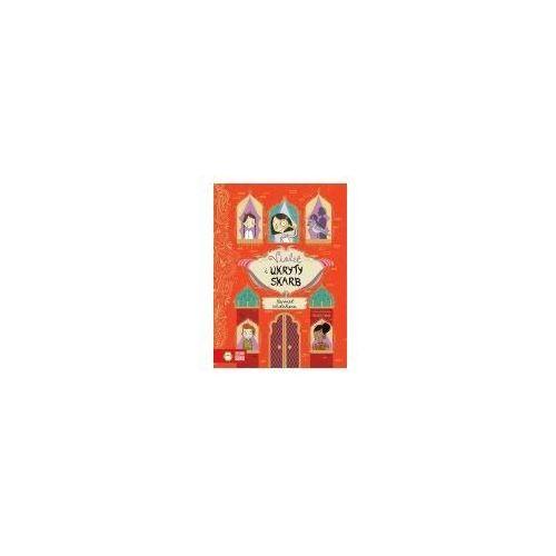 Książki dla dzieci, Violet i ukryty skarb (opr. broszurowa)