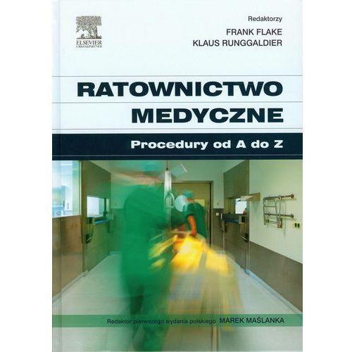 Książki medyczne, Ratownictwo medyczne (opr. twarda)
