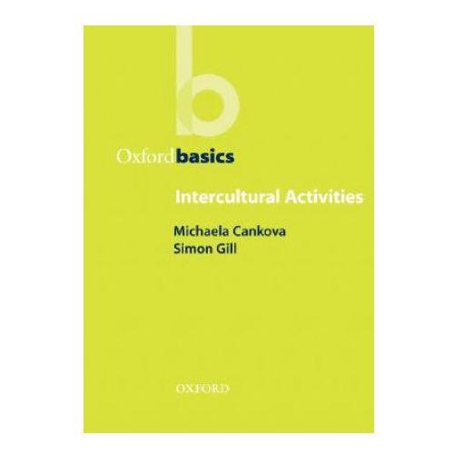 Książki do nauki języka, Oxford Basics Intercultural Activities (opr. miękka)