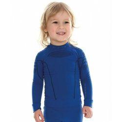 Bluza Termoaktywna Dla Chłopca Brubeck Thermo LS13660 Niebieska