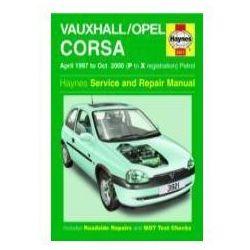 99508Vauxhall/Opel Corsa Petrol (Apr 97 - Oct 00) P to X