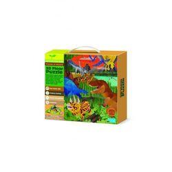 Puzzle 3D - Dinozaury 4M Oferta ważna tylko do 2019-11-27