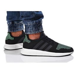adidas Originals SWIFT RUN Tenisówki i Trampki black