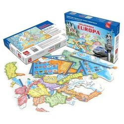 EDU MAL Układanka Europa