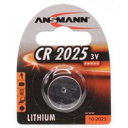 Bateria ANSMANN Lithium CR-2025 (1 szt.)