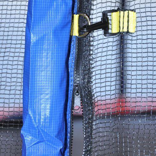 Trampoliny, Ochronna siatka InSPORTline do trampoliny Basic - 140 cm