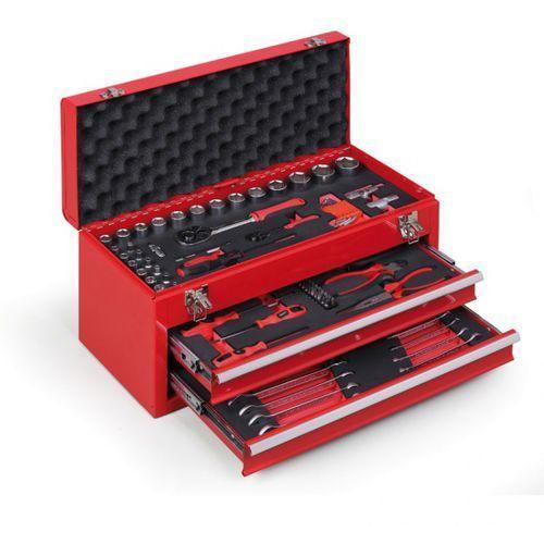 Skrzynki narzędziowe, Skrzynka na narzędzia z wyposażeniem